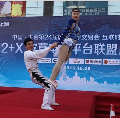 中国·大营第24届国际皮草交易会隆重开幕,喜迎天下客!