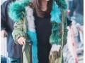 """佟丽娅穿""""狐狸毛领""""皮草引争议?但这样穿的明"""
