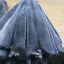 西班牙毛皮硝染