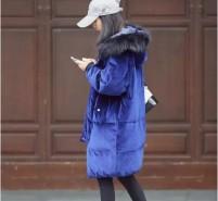 自成气场的派克服大衣与时尚的碰撞!