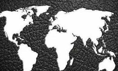 """第四届""""皮革世界""""中东2018年展会在迪拜举行"""