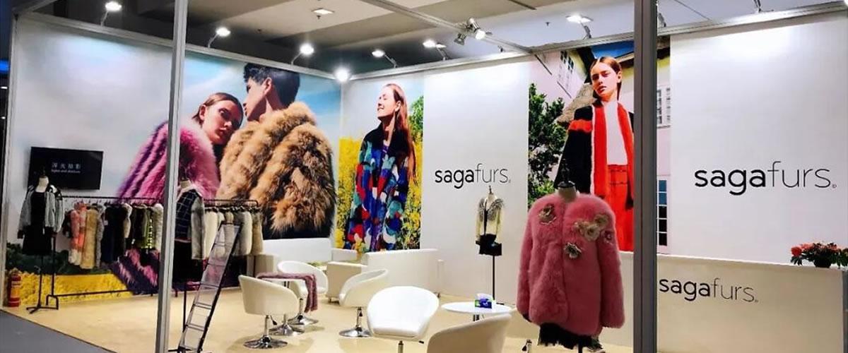 世家皮草首次亮相时尚深圳展,高品质新风貌皮草闪耀时尚之都