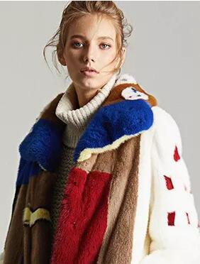 皮草外套系列二:天气这么冷,抵御寒冬没有皮草