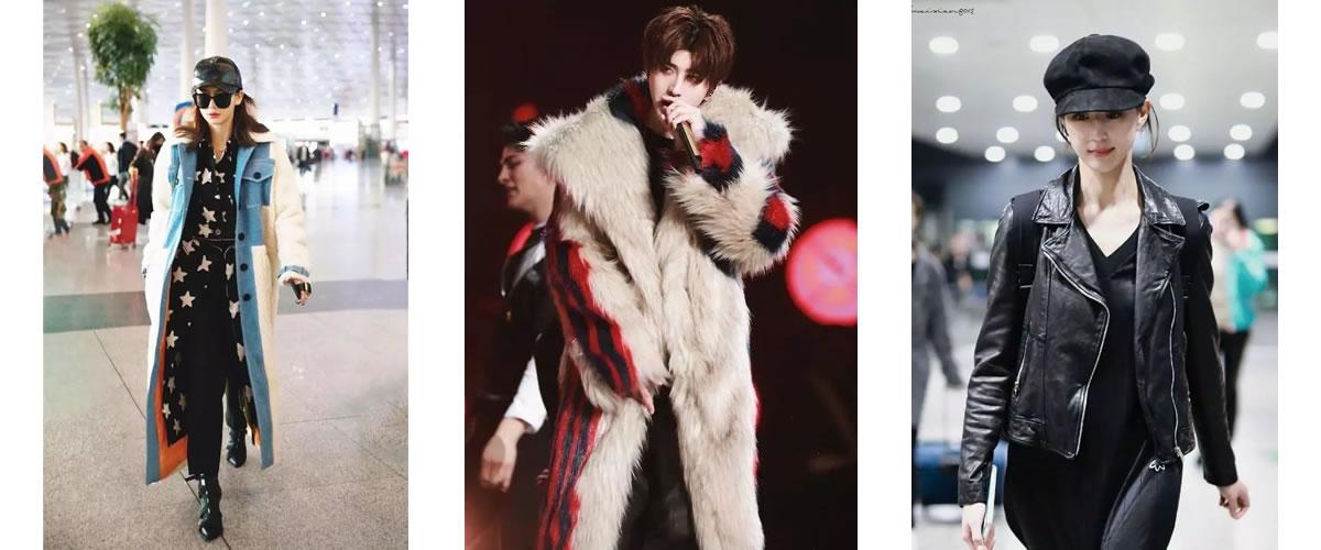 """进入数九寒冬,明星过冬越来越认真。前不久,北京卫视的""""冰雪盛典""""狠狠考验了一下各路明星。演出不易,所以明星们纷纷穿上暖和又时髦的皮草单品,美美的扛过凛冬。""""我的"""