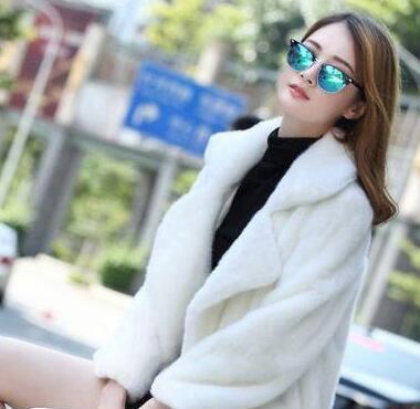 为什么东北女人都爱穿貂皮大衣?