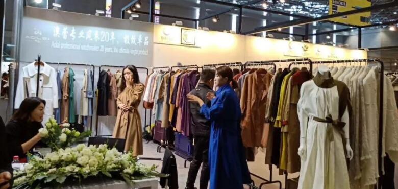 中国国际服装服饰博览会CHIC2019春季展今日盛大开幕!