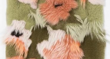 这些打破传统的新工艺,让艺术灵感在皮草面料完美绽放