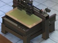 论皮革冲孔机在皮革制造业中的运用