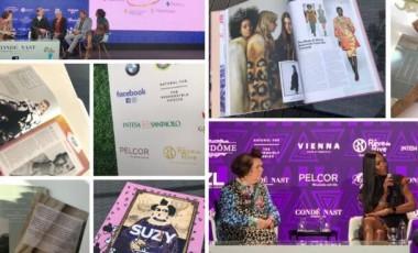 国际毛皮行业闪亮《康泰纳仕国际奢侈品会议》