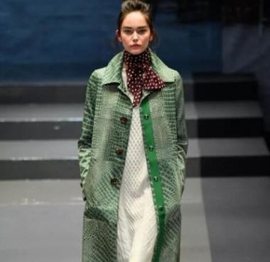 """搞定""""不好穿""""的绿色系——20/21女装皮衣色彩流行趋势预测"""