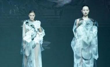 """首届""""中国皮都杯、辛冬装""""时装设计大赛在辛集"""