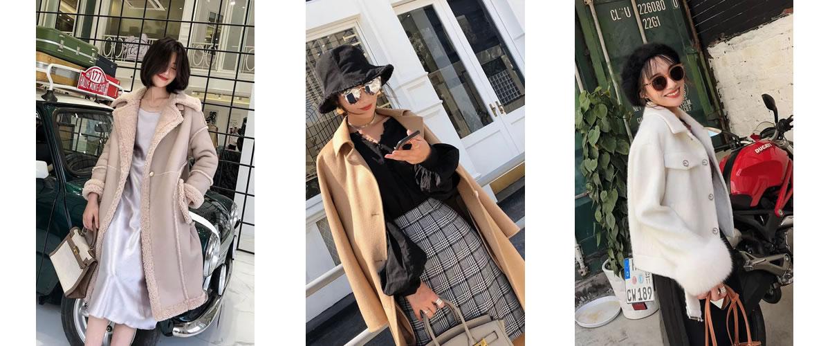 熟悉时尚,穿戴皮草的女人更了解自己