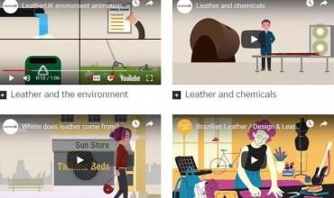英国皮革协会发布动漫视频展示皮革的可持续性