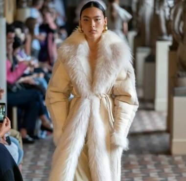 哥本哈根时装周--2020春季的皮草设计