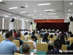 2019年河北省皮革(鞋靴)箱包行业工业设计培训班在石家庄举办