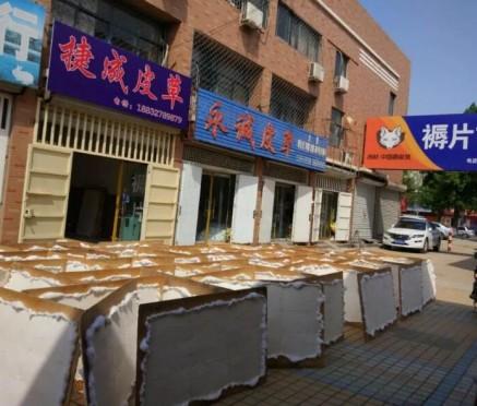 最近尚村獭兔原材料市场行情变化2019.9.25