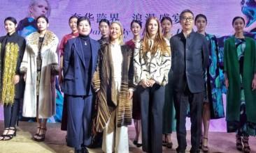 哥本哈根皮草携手高端女装品牌马天奴跨界打造皮