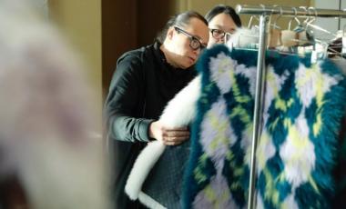 Saga Furs世家皮草诠释如何以设计与工艺引领皮