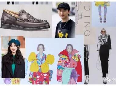 国际赛事中大赛显身手中国Z世代时尚设计师初露
