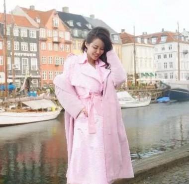 拥有百万粉丝的知名时尚博主,携手哥本哈根皮草打造精品皮草配饰
