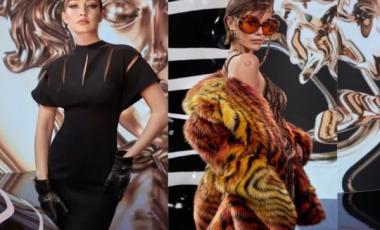 采访了7位顶级设计师后,Vogue断言时尚的未来仍旧需要皮草
