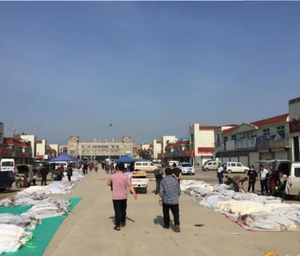 5月6日尚村毛皮市场交易情况