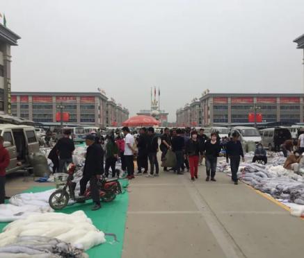 尚村毛皮市场行情(蓝狐熟板成交较大,价格显硬2020.5.16)