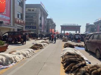 尚村毛皮市场大集(2020.7.24)