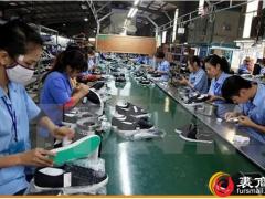 越南无法实现今年鞋类产品出口目标
