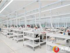 坦桑尼亚总统为大型皮革制品厂落成剪彩