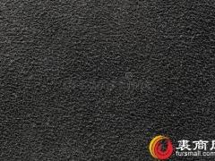 生产黑色绒面革技术关键