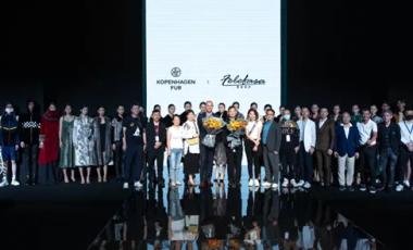 哥本哈根皮草X费雷梵萨2021/22时尚秀:回归纯粹与自然