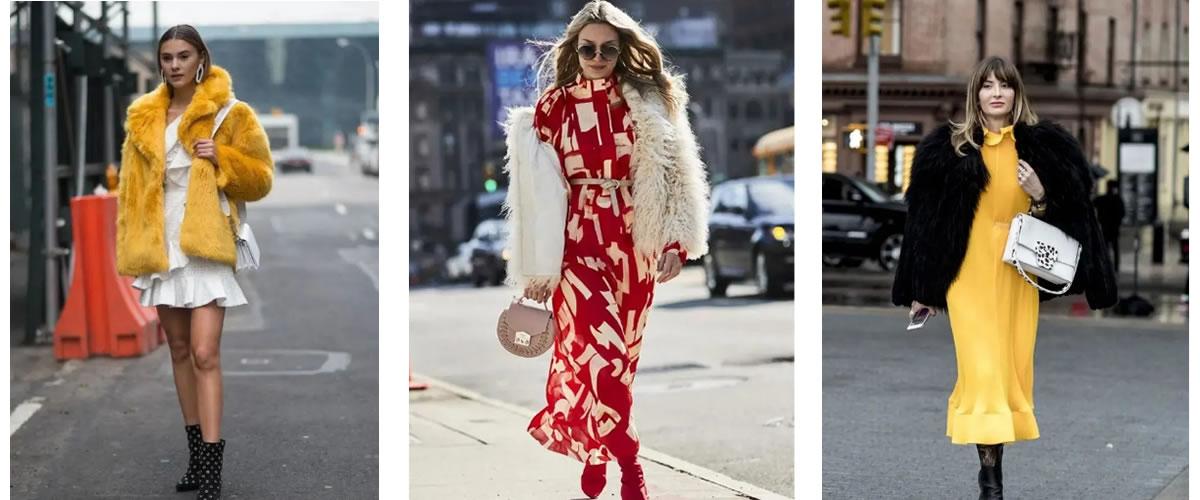 在冬季搭配的时候,很多女性都想着怎么样显瘦显高,但其实有这么一类大衣,它本身就充满了绒毛的设计,不仅显得高贵,而且还不用担心显胖的问题,因为它就是越蓬松越显得高