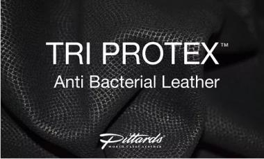 Pittards推出名为Tri Protex的新型持久抗菌皮革