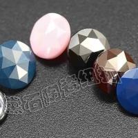 汤斯敦陶瓷纽扣厂家 表面球花设计 质感亮丽的服装辅料扣子