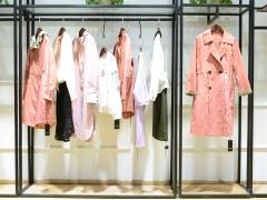 马克华菲品牌折扣女装货源批发 专柜下架女装供应渠道