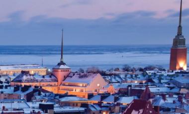 世家皮草全新创意中心坐落于芬兰