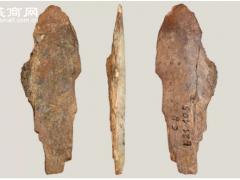考古学家发现石器时代人类制作的皮革毛皮及服装