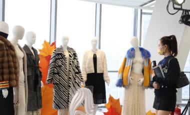 国际毛皮协会会员企业出展SS22上海时装周,用Furmark认证推动可持续时尚