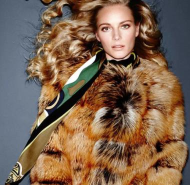 这个冬天不太冷:皮草占据时尚头条!